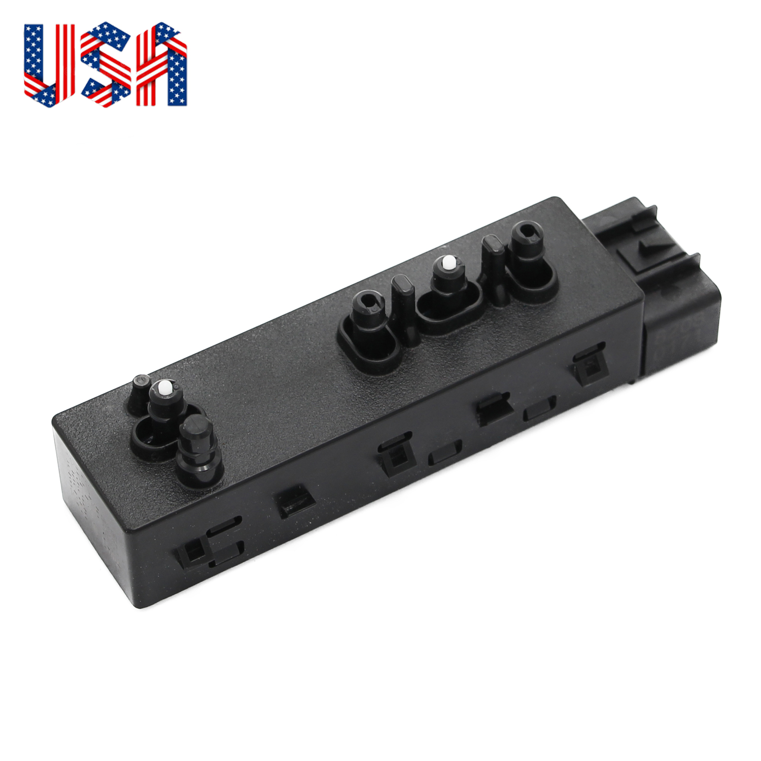 MOTOALL 8 Way Power Seat Switch 25974715 for Cadillac SRX Chevrolet GMC Buick Front Right Passenger Side Seat Adjuster Control Switch